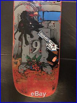 101 Natas Kaupas Skateboard Santa Monica Airlines Santa Cruz