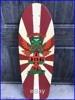 1979 Dogtown Shogo Kubo Airbeam vintage skateboard dog town Alva Powell peralta