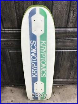 1979 Kryptonics NOS vintage skateboard dogtown Powell peralta era