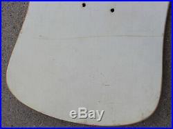 1980 OG Steve Caballero Powell Peralta Time Warp Skateboard Deck Clock Promo