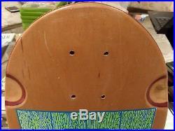 1980s Schmitt Stix Tarampula Vintage Skateboard deck