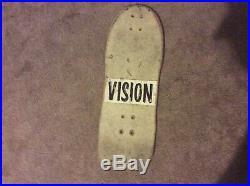 1980s Vision Gator Skateboard