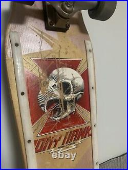 1983 Tony Hawk Powell Peralta Vintage Skateboard