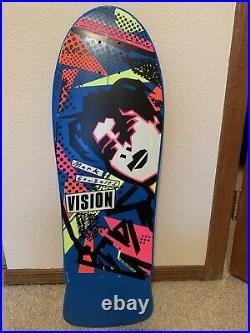1986 MARK GONZALES Vision Skateboard Original RARE