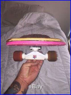 1986 Schmitt Stix John Lucero Complete Skateboard