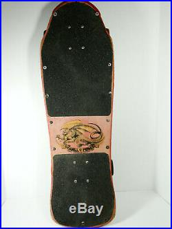 1986 Vintage Mike McGill Powell Peralta Skateboard Deck Original NOT Re-Issue
