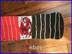 1987 Powell Peralta Ripper Skateboard Original Rare Complete 1980's