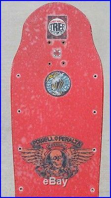1988 Powell Peralta Tony Hawk Claw skateboard deck rare vintage 80's OG Vision
