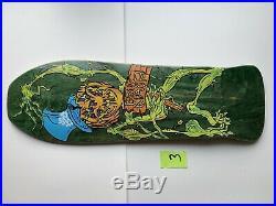 1989 Sims Erik Nash Skateboard Deck