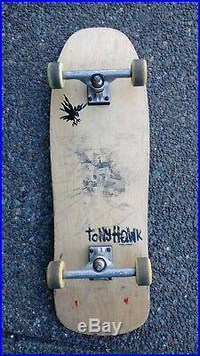 1991 Tony Hawk Powell Peralta skateboard