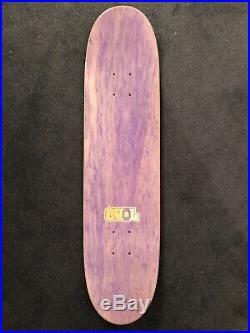1995 Evol Chad Vogt Skateboard NOS Oldschool