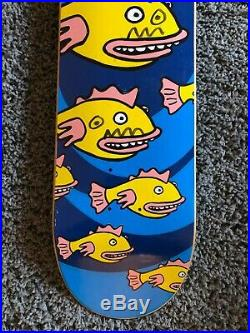1996 Foundation Josh Beagle Autographed Skateboard Deck NOS Vintage Deck