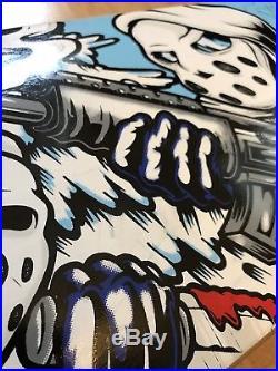 1997 Jason Dill 23 Skateboards Deck Signed Rare Hockey Thugs Twenty Three FA