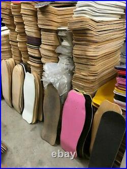 3000 Vintage 80's Skateboards NOS Hosoi, Alva, Kasai, Sims, Santa Cruz