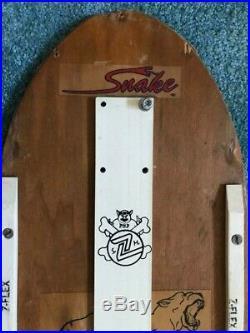 70s Z-Skate Marty Grimes Lite Lam Skateboard Deck Zephyr Dogtown Alva Jay Adams