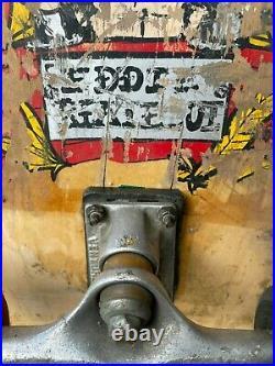 80s Eddie Reategui Vintage Skateboard Rare Alva, Venture, Sims Street Wheels