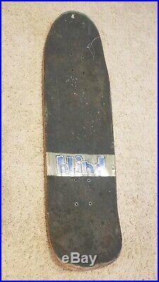 Blind JASON LEE Silk Screened original OG skateboard Deck 1991 SUPPORT AMERICA