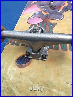 Blind Mariano Dumbo Cliver Skateboard Rare Vintage 90s Slick Venture 101 World