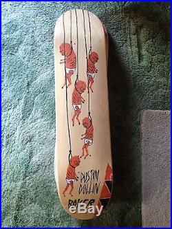 Brand New! Rare! Baker Skateboards Neckface Series Decks Still Sealed