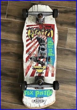 Christian Hosoi Hammerhead Skateboards Mini Street Model Team Hosoi
