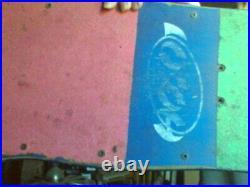 Christian Hosoi Original Vintage Rare Skateboard Deck Hammerhead Santa Cruz