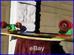 Christian Hosoi Vintage Skateboard Pop Art Hammerhead Gullwing OG VTG 80's Rare