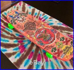 Custom Powell-Peralta Jay Smith Brite Lite Complete Alva Dogtown Sims Z-Flex