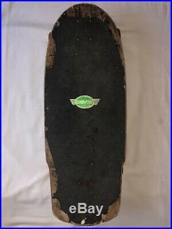 Dave Andrecht Sims Skateboard with Independent Trucks True Vintage Survivor Board