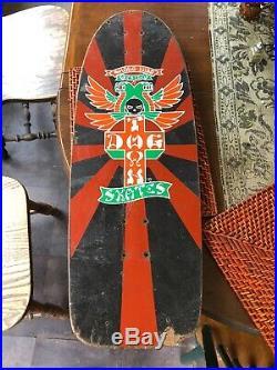 Dogtown Skateboard Shogo Kubo Airbeam Sims Alva Powell Santa Cruz