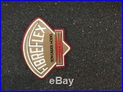 Fibreflex bowlrider reissue with Bennett hijacker NOS and Road Rider 4 reissues