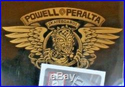 Full black dip'16 Powell Peralta Nicky Guerrero reissue, two wheel base options