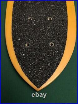 G&S FIBREFLEX 29 BOWLRIDER NOS Vintage Skateboard 70s GORDON & SMITH