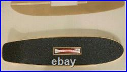 G&S Gordon and Smith NEW Skateboard SQUARETAIL NATURAL Deck Only