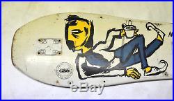 G&S Neil Blender Coffee Break Full Size Gordon And Smith Skateboard, used