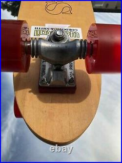 G&S STACY PERALTA WARPTAIL 2 NOS, GULLWING PRO TRUCKS 70'S Vintage Skateboard
