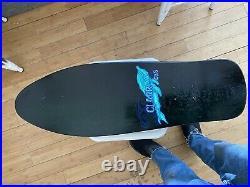 G&S Steve Claar NOS Vintage Skateboard Deck