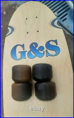 G&S YOYO Vintage Skateboard Wheels