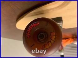 G and s skateboard warp tail 28.5 x 7.125. Never ridden