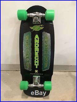 H Street Andrecht Tribute Sims Skateboard