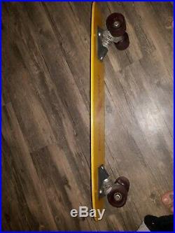 Howell Skateboard Power Paw Speed Spring Trucks Vintage Dogtown pre Sims Powell