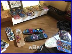 JIM PHILLIPS Original Sketch 1987 COA Santa Cruz Skateboard Art Roskopp nos