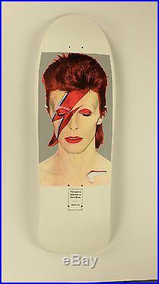 Jason Lee Blind Skateboard Deck David Bowie Prototype Test Print Disposable