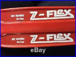 Jay Adams Fiberglass Z Flex Skateboard Deck Vintage