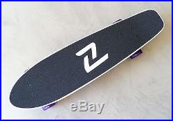 Jay Adams Signed Dogtown Zflex Glow Complete Autographed Zflex Skateboard