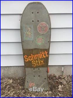 Jeff Grosso Schmitt Stix Skateboard Independent Trucks Stage III Cubic Wheels