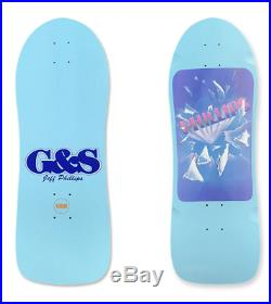 Jeff Phillips Skateboard Deck Gordon and Smith G&S Neil Blender Grosso Alva