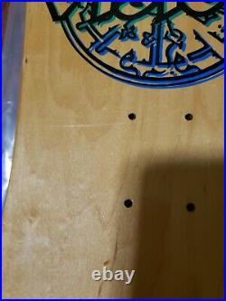 Joe Johnson Skateboard Signed Excellent Condition Powell Peralta Sims Vision