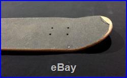 Jovontae Turner Napping Negro World Industries Original Vintage Skateboard 1992