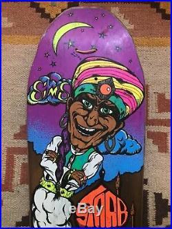 Kevin Staab SIMS Genie skateboard deck