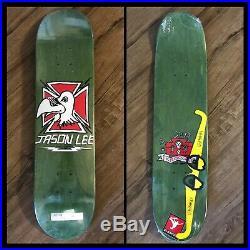 Krooked Skateboards Blind Spoof Jason lee